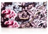 Lipsy Floral Clutch Bag