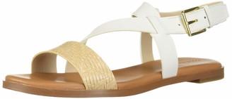 Cole Haan Women's FINDRA Strappy Sandal II Flat