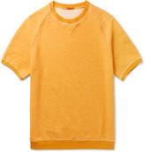 Barena - Loopback Cotton-jersey Sweatshirt