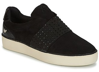 Xti KAVAC women's Shoes (Trainers) in Black
