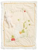 Bunnies by the Bay Kiddo Blanket & Stuffed Animal Set