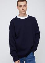 Dries Van Noten Navy Tinco Sweater