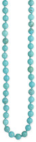 Zad ZAD Women's Necklaces Turquoise - Teal Bead Necklace