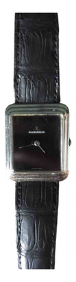 Jaeger-LeCoultre Vintage Black Steel Watches
