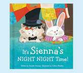 Pottery Barn Kids It's My Night Night Time Personalized Board Book, Boy