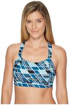Brooks Juno Cross Back Adjustable High-Impact Sports Bra - Moving Comfort Women's Bra