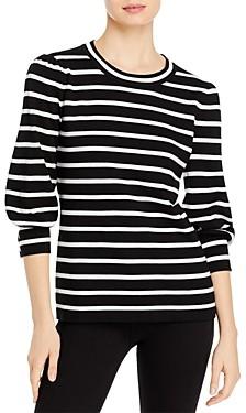 Karl Lagerfeld Paris Striped Sweater
