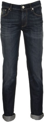 Brunello Cucinelli Lightweight Denim Five-pocket Traditional-fit Trousers