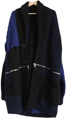 Alexander McQueen Black Wool Knitwear & Sweatshirts