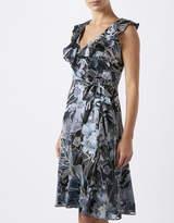 Monsoon Ariel Devore Wrap Dress