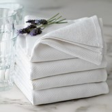 Williams-Sonoma All Purpose PantryTowels, Set of 4, White