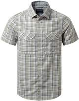 Craghoppers Wensley Short Sleeved Checked Shirt