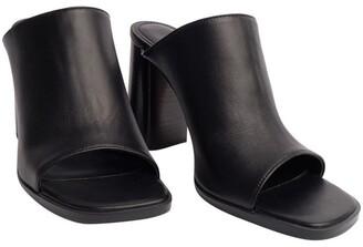 Tony Bianco Dollie Black Sheep Nappa Heels