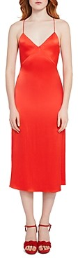 Alice + Olivia Loraine Slip Midi Dress