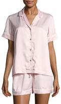 Natori Charm Essentials Short Pajama Set