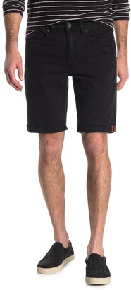 Blanknyc Denim Horatio Distressed Denim Shorts