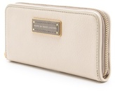 Marc by Marc Jacobs Too Hot To Handle Colorblock Slim Zip Around Wallet