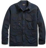 Ralph Lauren Camo Cotton-blend Shirt Jacket