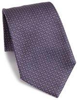 Armani Collezioni Square Silk Tie