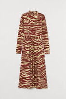 Thumbnail for your product : H&M Stand-up collar dress