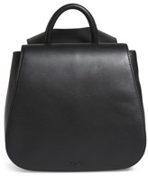 Steven Alan Kate Mini Leather Backpack - Black
