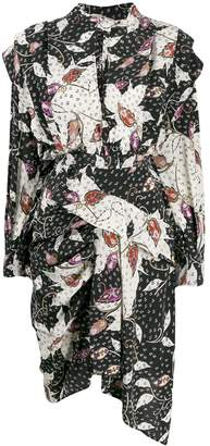 Isabel Marant Rieti asymmetric dress