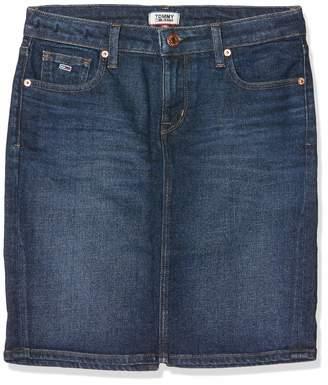 Tommy Jeans Women's Regular Skirt Acdk Dress