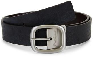Robert Graham Marko Reversible Leather Belt