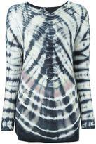 Raquel Allegra tie dye jumper - women - Cashmere/Merino - 0