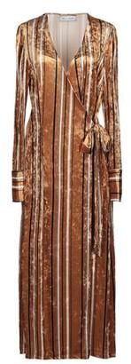 WEILI ZHENG 3/4 length dress
