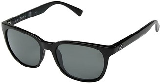 Kaenon Calafia (Black Grey 12-Polarized) Athletic Performance Sport Sunglasses