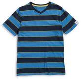 Buffalo David Bitton Boys Striped Tee