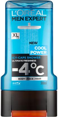 Loréal Paris Men Expert L'Oreal Paris Men Expert Cool Power Shower Gel 300ml