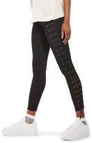 Topshop Women's Lace-Up Leggings