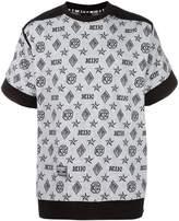 Kokon To Zai monogram Inside Out T-shirt