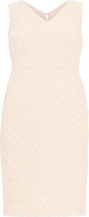 Studio 8 Nieve Jacquard Dress
