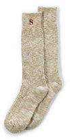 Classic Women's Thermaskin Heat Marl Boot Socks-Soft Quail Heather