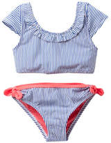 Tommy Bahama 2-Piece Seersucker Swimsuit (Toddler Girls)