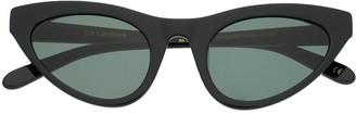 Han Kjobenhavn Cat-Eye Frame Tinted Sunglasses