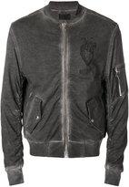 RtA distressed bomber jacket