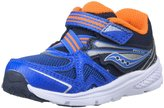 Saucony Boys Baby Ride (Inf/Tod) - Blue/Orange - 11.5 Toddler