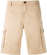 Armani Jeans cargo shorts - men - Cotton/Spandex/Elastane - 48
