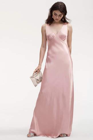 BHLDN Luster Dress