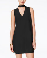 XOXO Juniors' Choker Dress