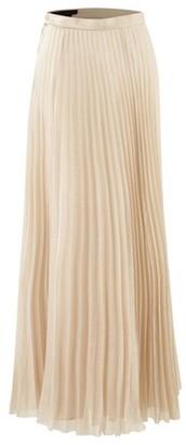 Max Mara Pacato long skirt