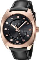 Gucci Men's YA142309 Analog Display Swiss Quartz Watch
