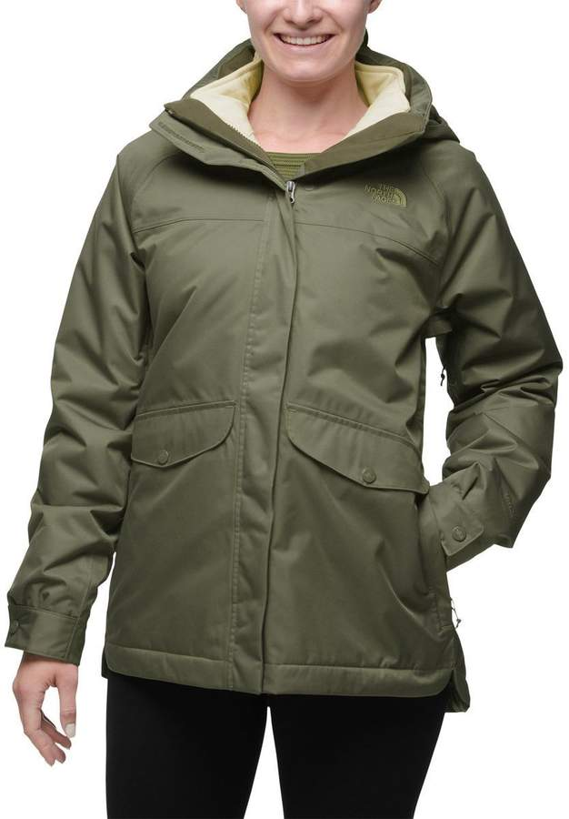 The North Face Merriwood Triclimate Hooded 3-In-1 Jacket - Women's
