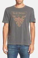 Lucky Brand Men's 'Triumph Badge' Graphic T-Shirt