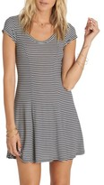 Billabong Women's Same Love Stripe Skater Dress