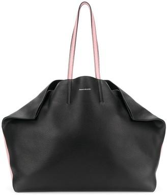 Alexander McQueen Two Tone Tote Bag